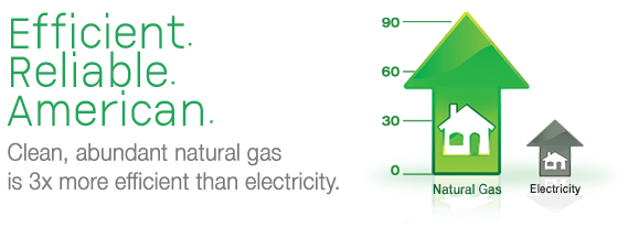natural gas savings